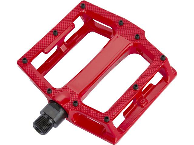 Reverse Super Shape 3D Pedale rot